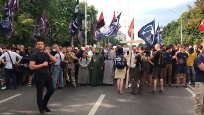 Марш рівності: Поліція затримала 9 провокаторів, їм загрожує до 7 років