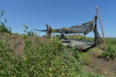 Окупанти з початку доби вже шість разів обстріляли українських бійців на Донбасі