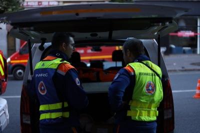 Пожежа у центрі Парижа: 3 загиблих і 28 постраждалих
