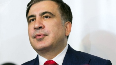 Саакашвілі звинуватив «Народний фронт» та Порошенка в тому, що ЦВК не пустила його партію на вибори