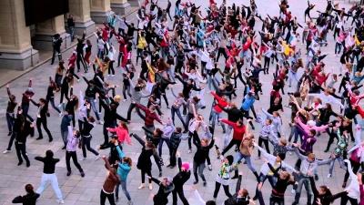 У Чернівцях до Дня молоді влаштують танцювальний флеш-моб