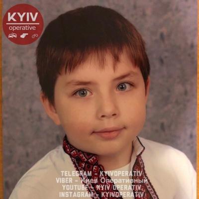 9-річного Захара Черевка у Києві вбили через комп'ютер - ЗМІ