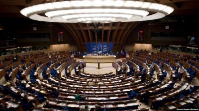 ПАРЄ підтримала повернення прав делегації Росії в цій організації