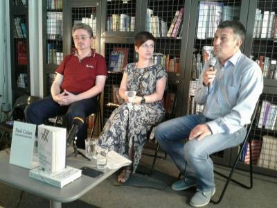 В Черновцах презентовали книгу разговоров двух мировых интеллектуалов - фото