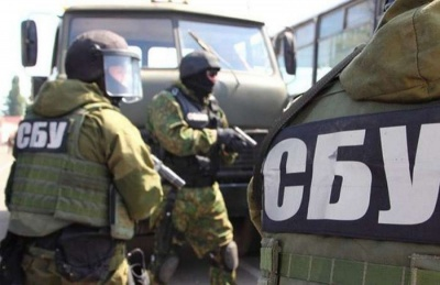 У Чернівцях сьогодні СБУ проводить антитерористичні навчання