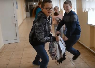Школярі записали реп-пісню про насилля у школі