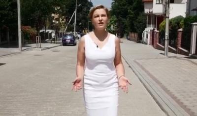 Оксана Продан заявила, що йде на вибори від округу в Чернівцях