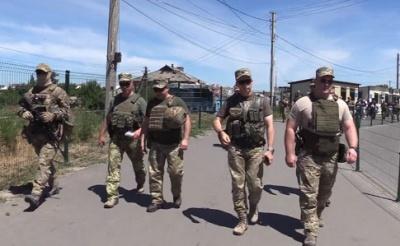 У штабі ООС прокоментували відведення сил у Станиці Луганській
