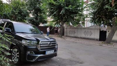 Каспрук пообіцяв грамоти за самовільний ремонт вулиці Щербанюка