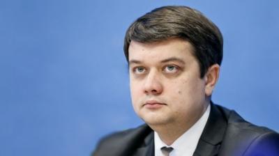 """Голова партії """"Слуга народу"""" розкритикував демарш України у ПАРЄ"""