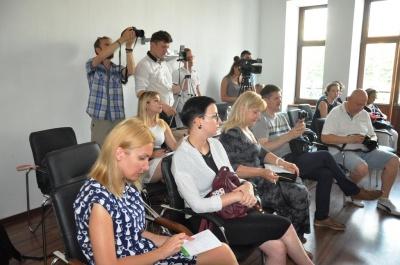 У Чернівцях кандидат від «Свободи» розповів про цілі, з якими йде на вибори