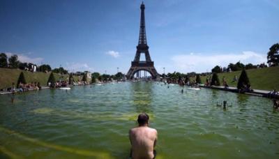 У Європі спека б'є рекорди