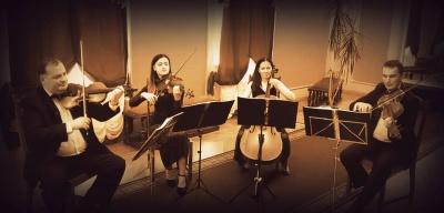 Світові хіти на березі Пруту: квартет «Czernowitzer» запрошує на концерт