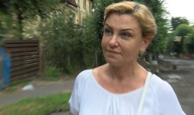 Самовільний ремонт дороги: ОПОРА звернулась до поліції щодо підкупу виборців Оксаною Продан