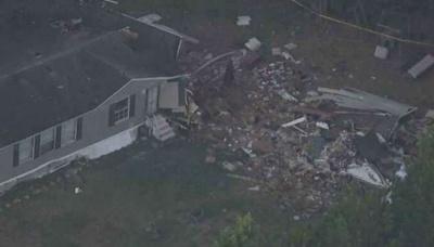 У США літак упав на будинок, двоє загиблих