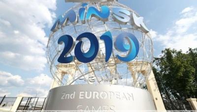 Україна посіла третє місце у загальному заліку на II Європейських іграх