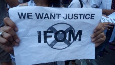 У Чернівцях студенти протестуватимуть проти проведення міжнародного іспиту з медицини