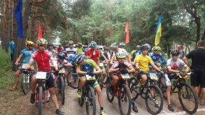 Велогонщики Буковини отримали призові місця на чемпіонаті України
