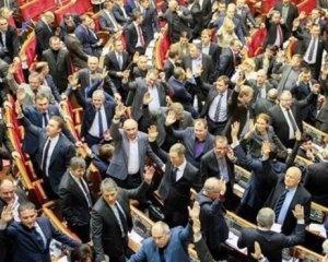 54 кандидати в нову Раду голосували за диктаторські закони
