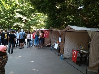 Відчуй світ поруч: у Чернівцях проводять фестиваль культур