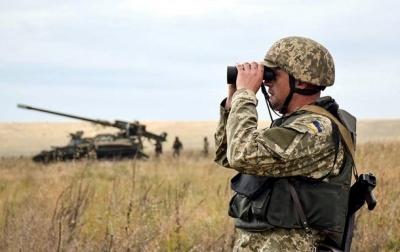 ООС: Бойовики били з мінометів, артилерії і БМП, без втрат