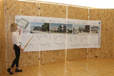 Туристичний центр на Томнатику та відновлення заводів: студенти-архітектори представили свої роботи