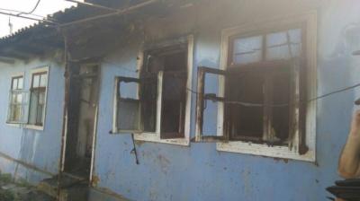 На Одещині внаслідок пожежі загинули четверо дітей