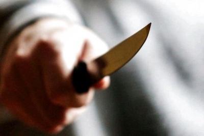 На Буковині затримали чоловіка, який поранив ножем односельчанина
