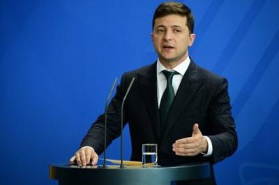 Президент знову просить Раду звільнити Клімкіна та Луценка