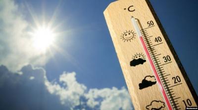 У Чернівцях 1 липня зафіксували найвищу температуру в історії