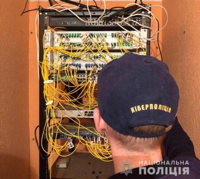 Кіберзлочин на Буковині: у поліції оголосили підозру керівнику українського інтернет-провайдера