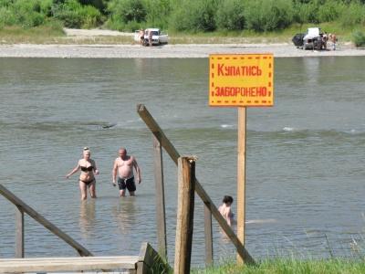 «Раніше доглядали краще»: в якому стані міський пляж у Чернівцях - фото