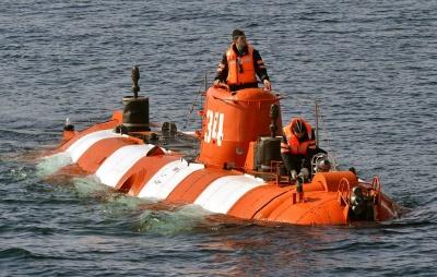 14 російських моряків загинули внаслідок пожежі на глибоководному апараті