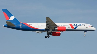 Azur Air виконуватиме рейси з України за 7 новими маршрутами
