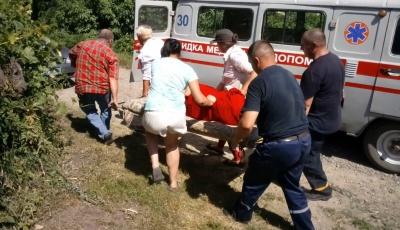 На Буковині пенсіонерка впала у 20-метрову криницю: відомі деталі порятунку