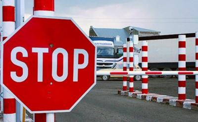 На Буковині п'ять пунктів пропуску на кордоні з Молдовою припинили роботу через буревій