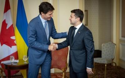 Візовий режим між Україною і Канадою буде спрощений, – Зеленський