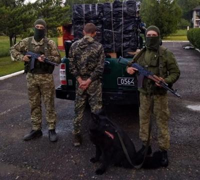 Вночі на Буковині прикордонники з пострілами переслідували контрабандистів: одного затримали - фото
