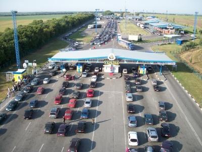 На Буковині пункти пропуску на кордоні з Молдовою відновили роботу