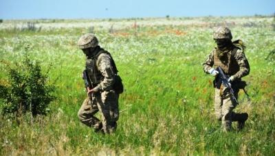 Бойовики 10 разів обстріляли позиції ЗСУ, двоє поранених