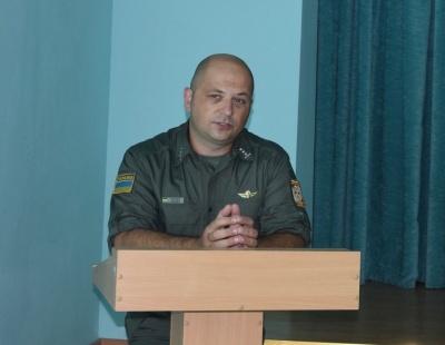 У Чернівецького прикордонного загону новий керівник: що про нього відомо