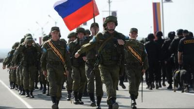 РФ збільшує кількість військ поблизу українського кордону, – ООС