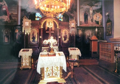 Осквернили престол: На Буковині з храму вкрали старовинну ікону