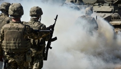 Бойовики здійснили 14 обстрілів позицій ЗСУ. Постраждали 5 бійців