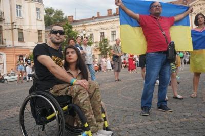 """У Чернівцях виступив гурт """"Kozak System"""" - фото"""