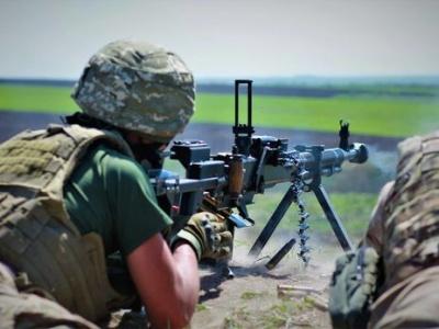 Українські військові на Донбасі ліквідували керівника розвідки бойовиків