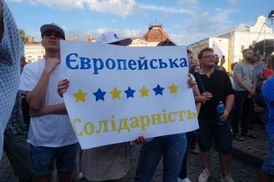 П'ятий президент України Петро Порошенко відвідав Буковину*