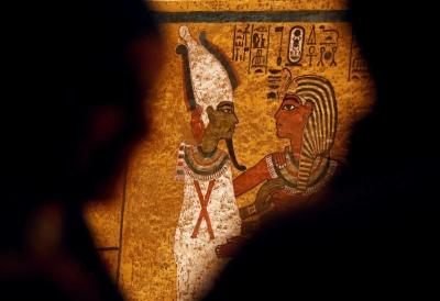 Вчені виявили в Єгипті текст найдавнішої пісні про кохання