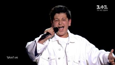 Переможцем українського шоу «Голос. Діти» став підліток із Грузії