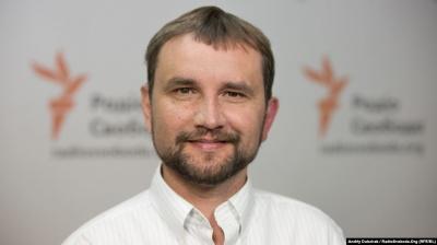 Володимир В'ятрович проведе публічну лекцію в Чернівцях